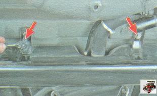 болты хомутов крепления топливного бак (бензобака)