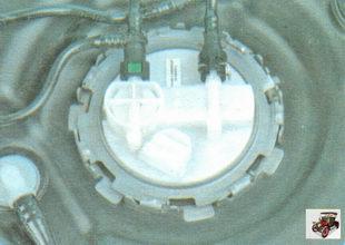модуль топливного насоса лада гранта ваз 2190