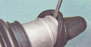 замена пыльника рулевой рейки ВАЗ 2111