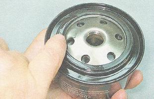 масляный фильтр ВАЗ 2110