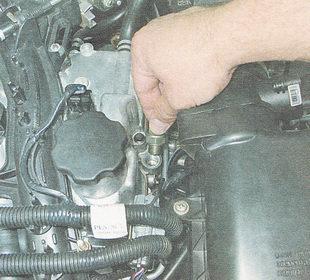 датчик аварийного давления масла ВАЗ 2110