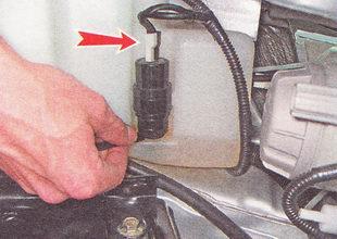 Фото №13 - насос омывателя лобового стекла ВАЗ 2110 характеристики