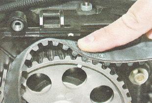 установка ремня ГРМ ВАЗ 2110
