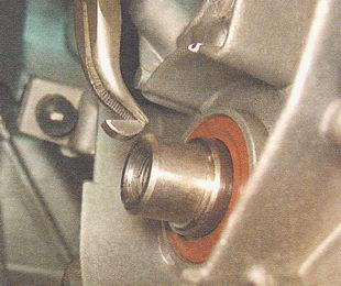 шпонка зубчатого шкива коленвала ВАЗ 2111