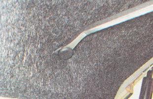 держатели нижней обшивки крышки багажника