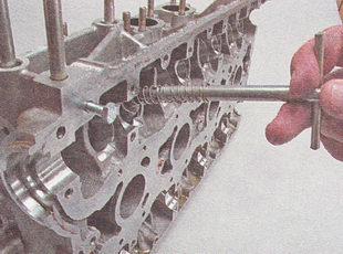 притирка клапанов ВАЗ 2112