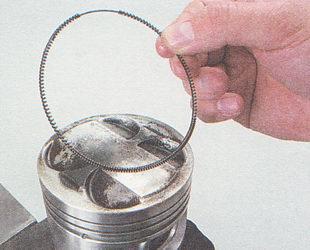 расширитель маслосъемного кольца