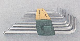 Комплект шестигранных ключей
