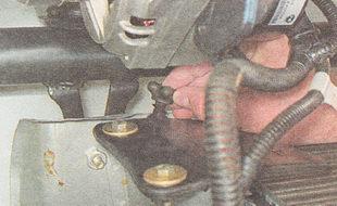 сливная пробка радиатора ВАЗ 2112