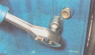 сливная пробка охлаждающей жидкости ВАЗ 2111