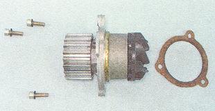 прокладка насоса охлаждающей жидкости ВАЗ 2112