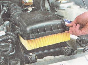 Фото №19 - ВАЗ 2110 воздушный фильтр ВАЗ