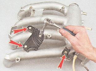 кронштейн крепления высоковольтных проводов