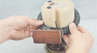 уплотнительная прокладка топливного модуля бензонасоса