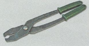 специальные клещи для установки хомутов защитных чехлов (пыльников) ШРУСов