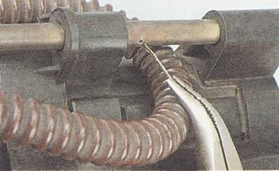 замена бензонасоса ВАЗ 2110