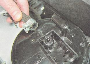 Фото №9 - как правильно установить проставки под задние стойки ВАЗ 2110