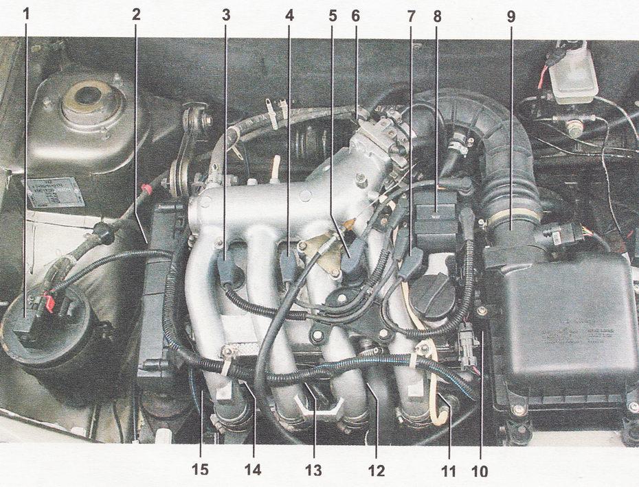 Фото №13 - датчики на ВАЗ 2110 инжектор 8 клапанов