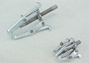 съемник для снятия шкивов, ступиц, шестерен