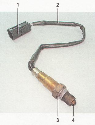 кислорода ВАЗ 2112