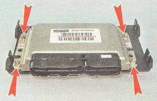 электронный блок управления ЭБУ ВАЗ 2110