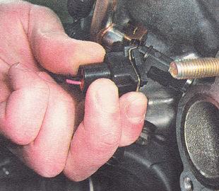 разъем жгута проводов от форсунок ВАЗ 2110