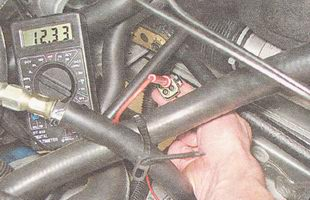 проверка датчика концентрации кислорода ВАЗ 2110