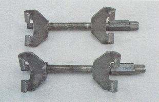 стяжки для сжатия пружин подвески