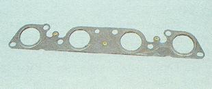 уплотнительная прокладка прокладка выпускного коллектора глушителя ВАЗ 2112