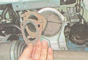 уплотнительная прокладка приемной трубы глушителя ВАЗ 2110