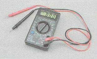 цифровой мультиметр (тестер)