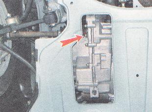 сливная пробка коробки передач ВАЗ 2110