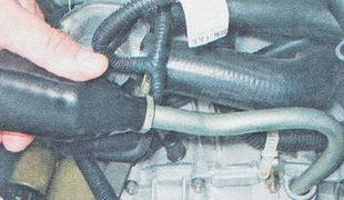 замена масла в коробке передач ВАЗ 2110