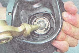 Фото №22 - привод переключения передач ВАЗ 2110