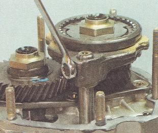 Фото №30 - замена механизма выбора передач ВАЗ 2110