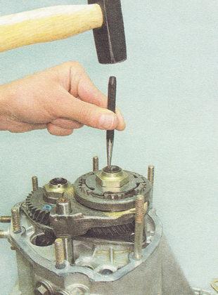 Фото №21 - замена механизма выбора передач ВАЗ 2110