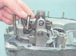 Фото №26 - замена механизма выбора передач ВАЗ 2110