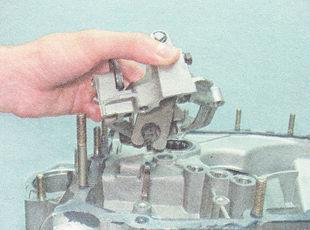 Фото №12 - замена механизма выбора передач ВАЗ 2110