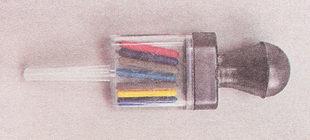 ареометр для измерения плотности жидкости
