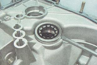 Фото №15 - замена механизма выбора передач ВАЗ 2110