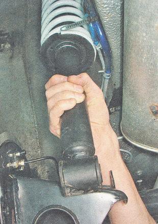 амортизатор ВАЗ 2110