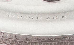колеса и шины - описание, устройство, маркировка