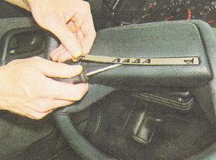 снятие рулевого колеса ВАЗ 2110