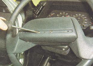 снятие рулевого колеса ВАЗ 2111