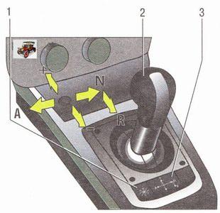 Рычаг селектора управления автоматической коробкой передач с системой Easytronic Опель Астра Н