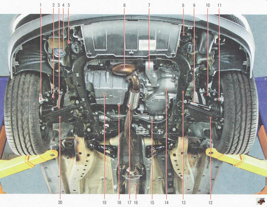 Двигатель опель астра н 1.8 z18xer устройство схема