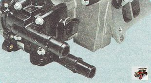 ремонт клапана подачи ож опель