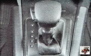 рычаг автоматической коробки передач Шкода Октавия А5