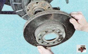 тормозной диск Шкода Октавия А5