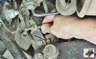 наконечники тросов стояночного тормоза